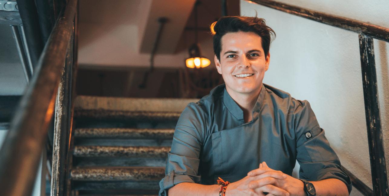 Chef Joel Ornelas
